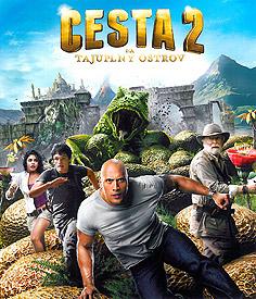 Cesta na tajupný ostrov 2 (Blu-ray)