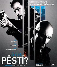 Chceš pěstí? (Blu-ray)