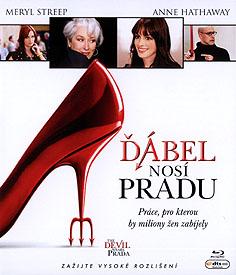 Ďábel nosí Pradu (Blu-ray)