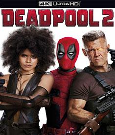 Deadpool 2 (4K-UHD)