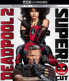 Deadpool 2: Super nadupaná verze (4K-UHD)