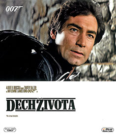 007 - Dech života (Blu-ray)