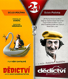 Dědictví 1 + 2 (Blu-ray)