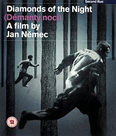 Démanty noci (Blu-ray)