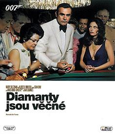 007 - Diamanty jsou věčné (Blu-ray)