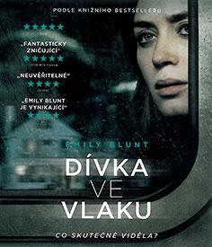 Dívka ve vlaku (Blu-ray)