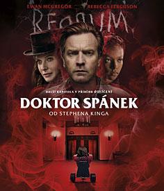 Doktor Spánek od Stephena Kinga (Blu-ray)