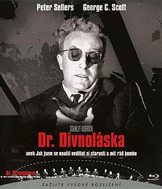 Dr. Divnovláska (Blu-ray)