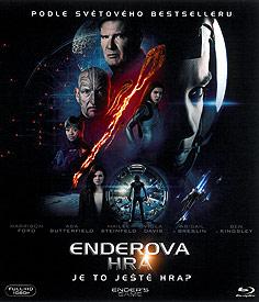 Enderova hra (Blu-ray)