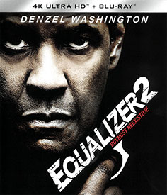 Equalizer 2 (Blu-ray)