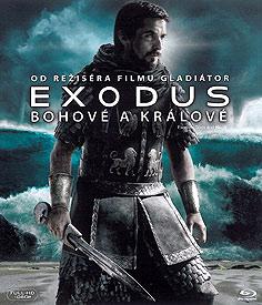 Exodus: Bohové a králové (Blu-ray)