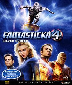 Fantastická 4: Silver Surfer (Blu-ray)
