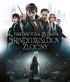 Fantastická zvířata: Grindelwaldovy zločiny (Blu-ray)
