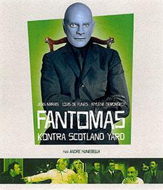 Fantomas kontra Scotland Yard (Blu-ray)
