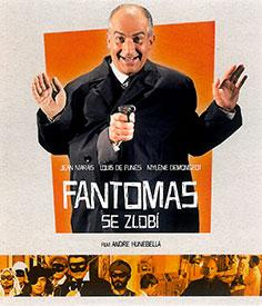 Fantomas se zlobí (Blu-ray)