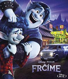 Frčíme (Blu-ray)