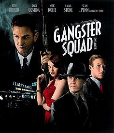 Gangster Squad - Lovci mafie (Bu-ray)
