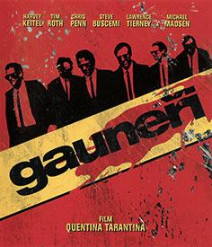 Gauneři (Blu-ray)