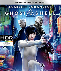 Ghost In the Shell (4K-UHD)