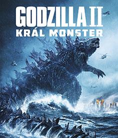 Godzilla II Král monster (Blu-ray)