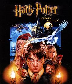 Harry Potter a Kámen mudrců (Blu-ray)