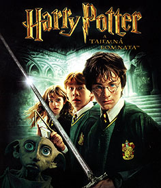 Harry Potter a Tajemná komnata (Blu-ray)