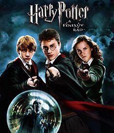 Harry Potter a Fénixův řád (Blu-ray)