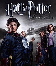 Harry Potter a Ohnivý pohár (Blu-ray)
