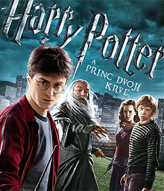 Harry Potter a Princ dvojí krve (2 Blu-ray)