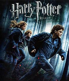 Harry Potter a Relikvie smrti - část 1 (2 Blu-ray)