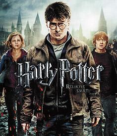 Harry Potter a Relikvie smrti - část 2 (Blu-ray)