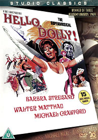 Hello, Dolly! (DVD)