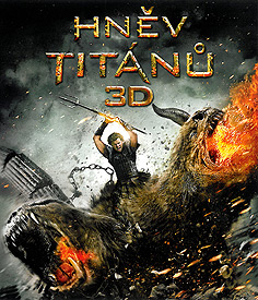 Hněv Titánů (3D Blu-ray)