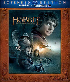 Hobit: Neočekávaná cesta - prodloužená verze (Blu-ray)