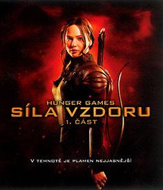 Hunger Games: Síla vzdoru 1. část (Blu-ray)