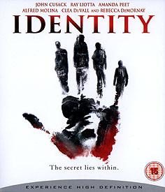 Identita (Blu-ray)