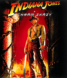 Indiana Jones a Chrám zkázy (Blu-ray)
