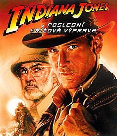 Indiana Jones a poslední křížová výprava (Blu-ray)
