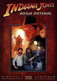 Indiana Jones - Bonusový disk