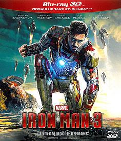 Iron Man 3 (3D Blu-ray)