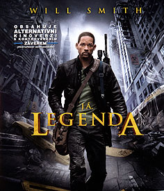 Já, legenda (Blu-ray)