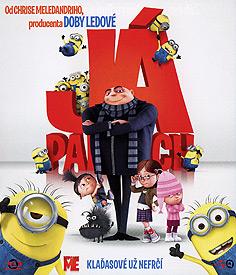Já, padouch (Blu-ray)