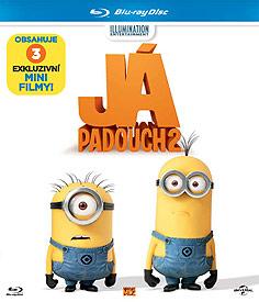 Já, padouch 2 (Blu-ray)