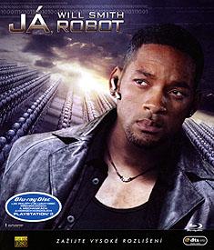 Já, robot (Blu-ray)