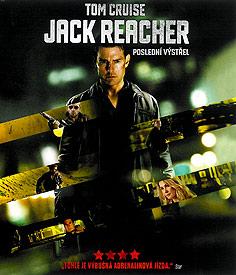 Jack Reacher: Poslední výstřel (Blu-ray)