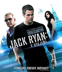 Jack Ryan: V utajení (Blu-ray)