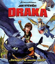 Jak vycvičit draka (Blu-ray)