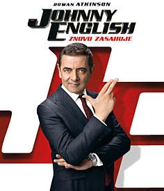 Johnny English znovu zasahuje (Blu-ray)