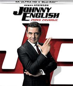 Johnny English znovu zasahuje (4K - UHD)