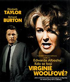 Kdo se bojí Virginie Woolfové? (Blu-ray)